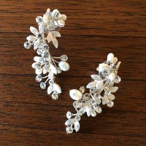 BHLDN Astera earrings